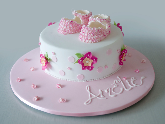Latest Cake Design For Girl : hand made Archives