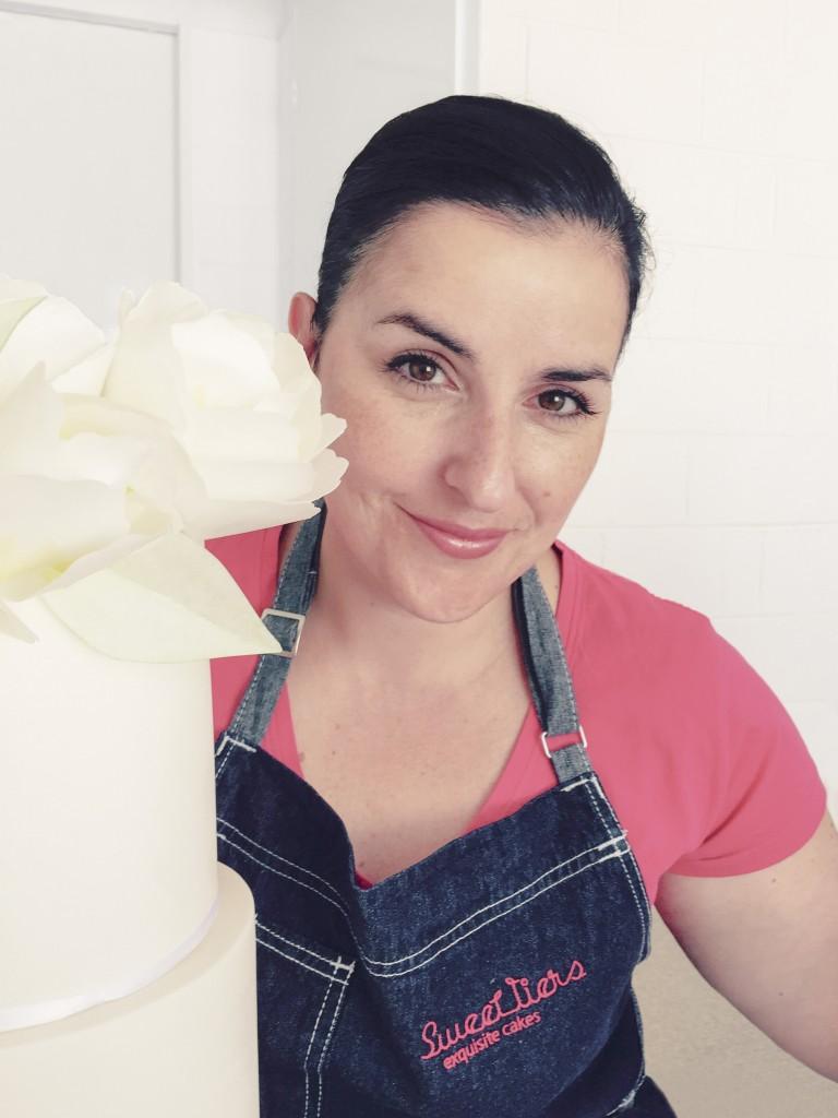 Helena Kastanis - Cake Artist