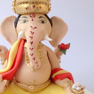 Ganesh Bday Cake Images : Ganesh Cake Cake Ideas and Designs
