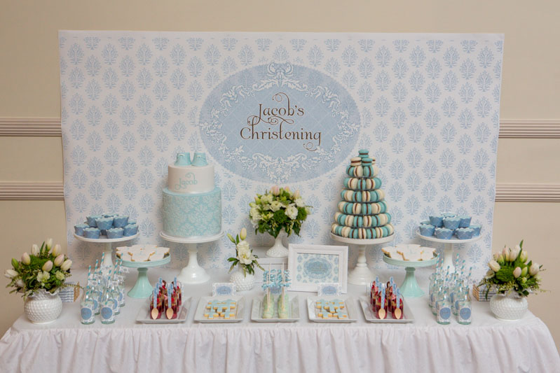 Cake Table Decoration For Christening : Christening cake melbourne